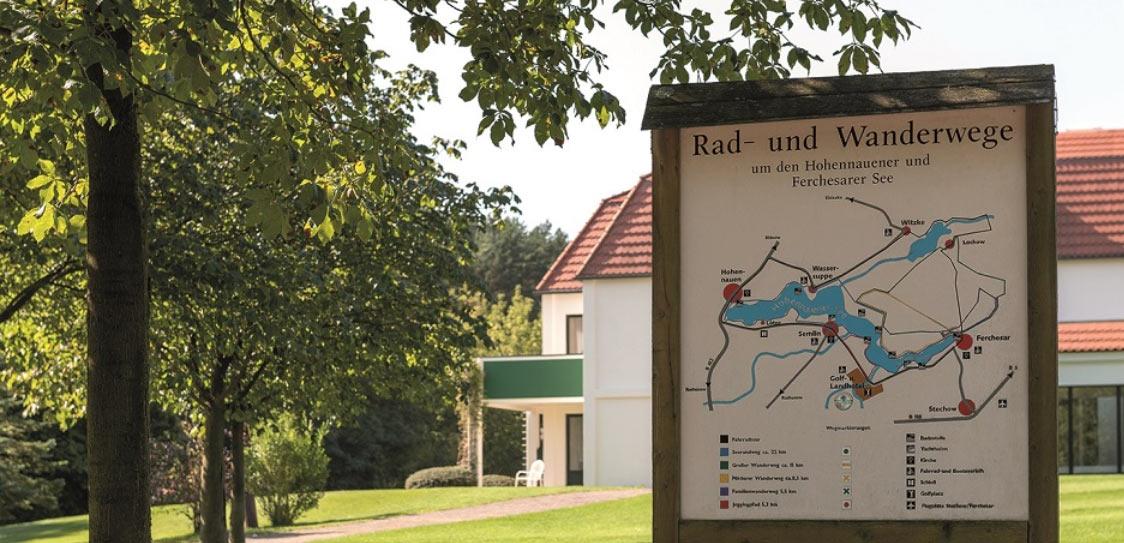 Havelradtour Brandenburg Havelland